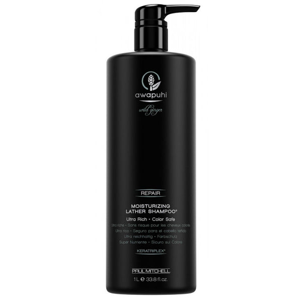 Awapuhi Repair Moisturizing Lather Shampoo