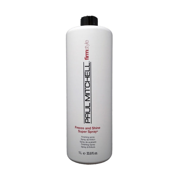 Paul Mitchell Freeze And Shine Super Spray Finishing Spray