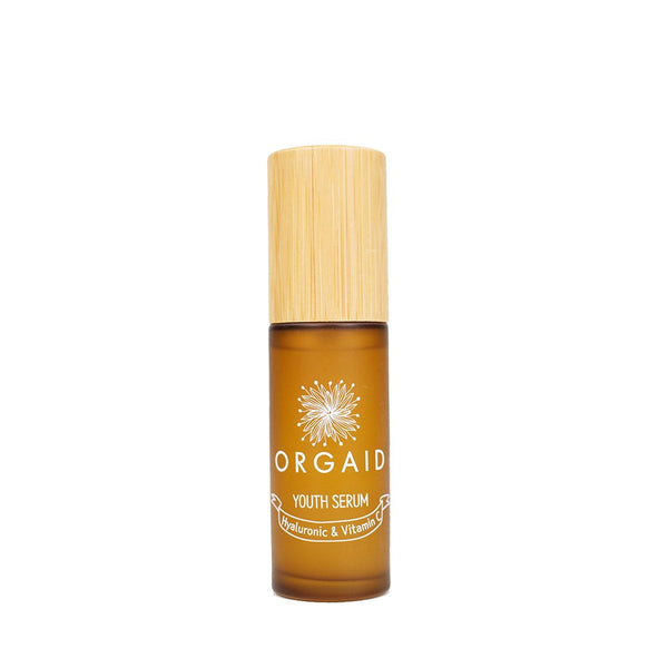 Orgaid Youth Serum, Hyaluronic, Vitamin C
