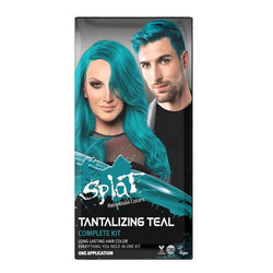 Splat Rebellious Color Semi Permanent  At Home Hair Dye Complete Color Kit - 12 Bold Colors