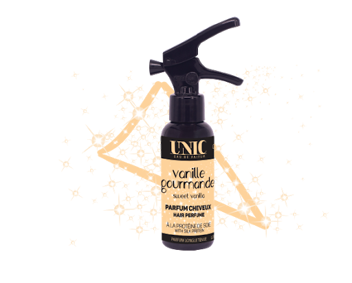 UNIC Hair Perfume 50mL Sweet Vanilla