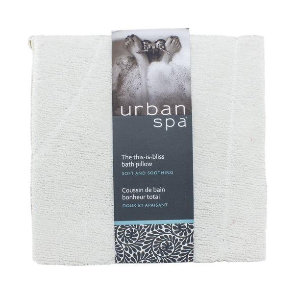 Urban Spa - This is Bliss Bath Pillow