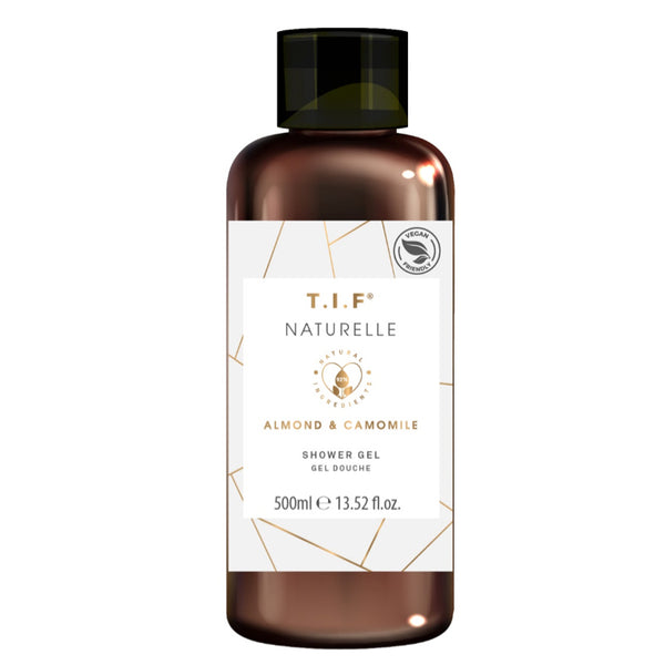 T.I.F Naturelle Almond and Camomile Shower Gel