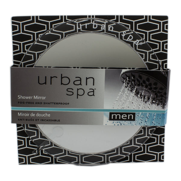 Urban Spa Shower Mirror Fog-free and Shatterproof