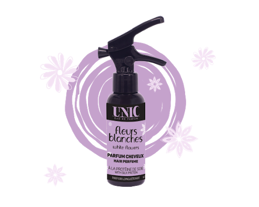 UNIC Hair Perfume 50mL White Flowers