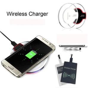 QI WIRELESS CHARGER