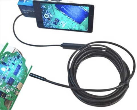 THE SMART USB ENDOSCOPE CAMERA