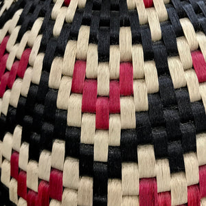 Wounaan Natural Fiber Basket #43 / Colombia