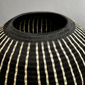 Wounaan Natural Fiber Basket