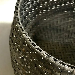 "Billie Ruth Suddeth Hand Crafted Basket Titled ""Speculation"""