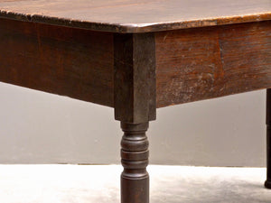 Spanish Colonial 1 Drawer Table