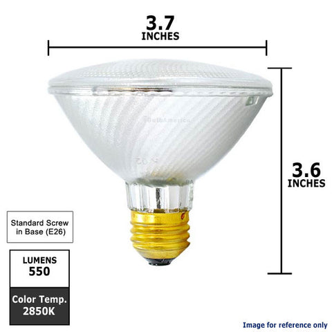 PAR30 Wide Flood 50 Bulb