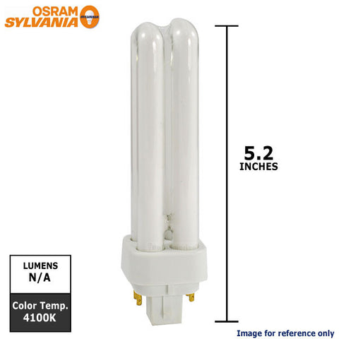 G24Q-1 Double Tube Fluorescent