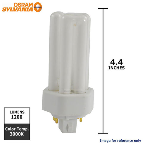 GX24Q-2 Triple Tube Fluorescent