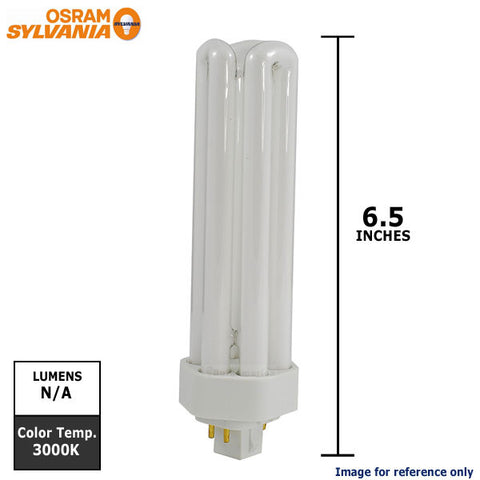 GX24Q-4 Triple Tube Fluorescent