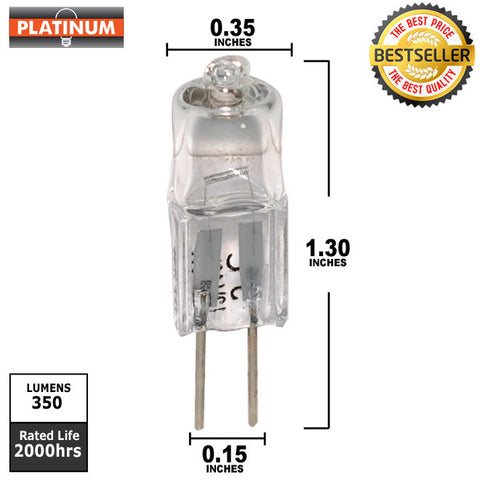 64258 HLX 20w 12v G4 Bipin Halogen light Bulb
