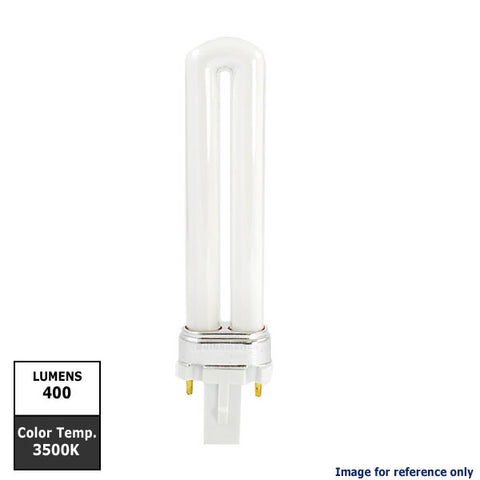 Single Tube Fluorescent Bulb