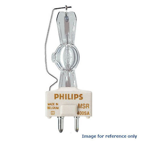 Philips 400w MSR 400 SA Short Arc GY9.5 HID Light Bulb