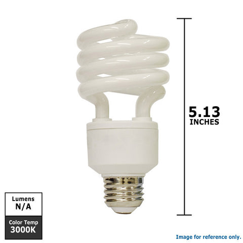 Osram Sylvania 30w 120v Twist Fluorescent Light Bulb