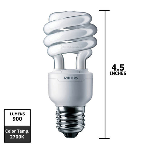 Philips 13W Compact Fluorescent Energy Saving