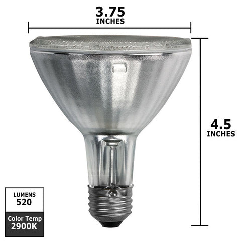 Philips 39w PAR30L 120V Flood 25 Halogen EcoVantage Light Bulb