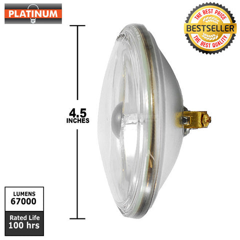 PLATINUM 4515 30w 6v PAR36 Spotlamp light bulb