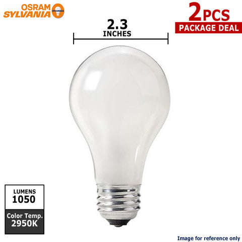A19 Shaped bulbs