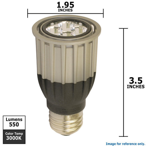 Osram Sylvania 10w PAR16 Dimmable LED E26 Flood FL35 Light Bulb
