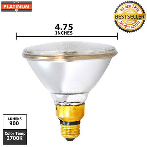 PLATINUM 90w 120v PAR38 Flood (FL)