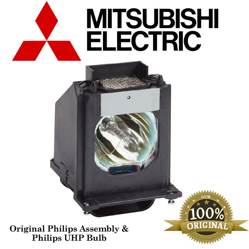 Mitsubishi WD65734 Rear Projector TV Assembly with OEM Bulb and ...