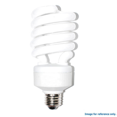 PLATINUM Compact Fluorescent 32w High Wattage Spiral Lamp