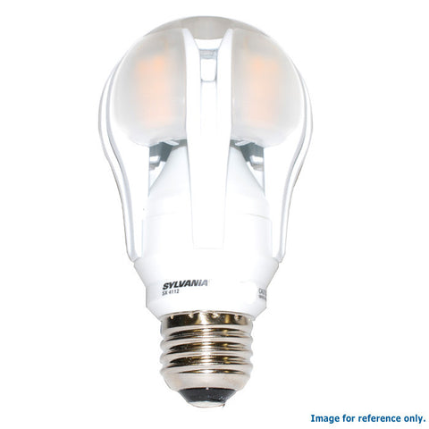 Osram Sylvania 8W Dimmable LED A19 A-Shape 2700K Warm White Bulb