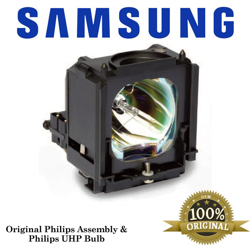 Original TV lamp for SAMSUNG HLS6187WX//XAA with housing