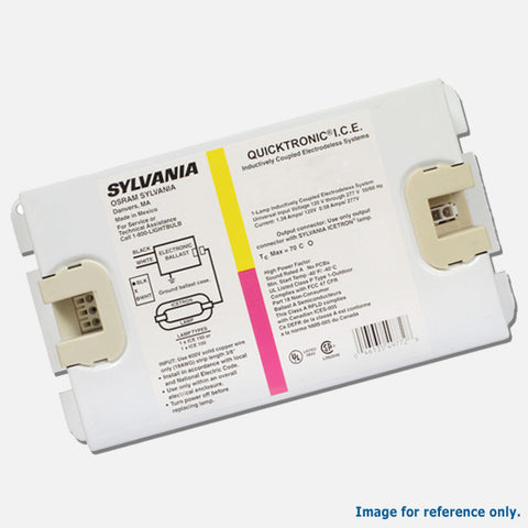 Sylvania 100W 1 Lamp ICETRON Ballast for ICE bulbs Universal Voltage