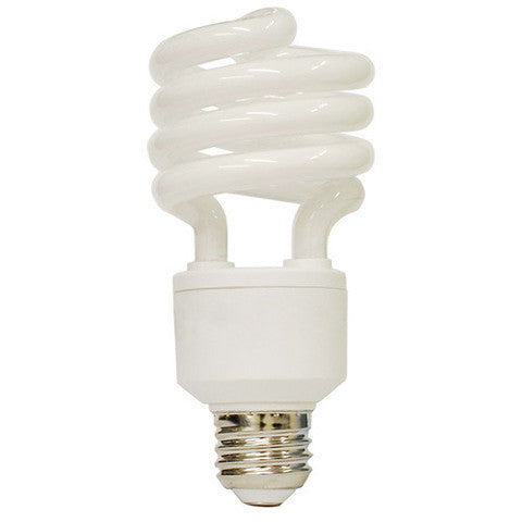 PLATINUM 20W 120V 2700k Mini Twist Compact Fluorescent Light Bulb