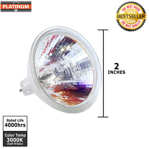PLATINUM ESX 20w MR16 SP12 12V w/FG light bulb
