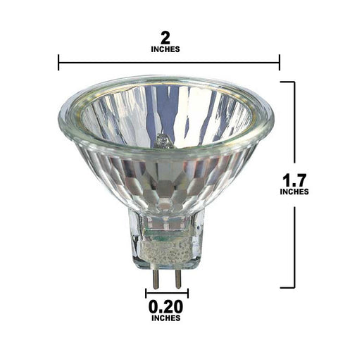Dimensions for IR MR16 Bulb