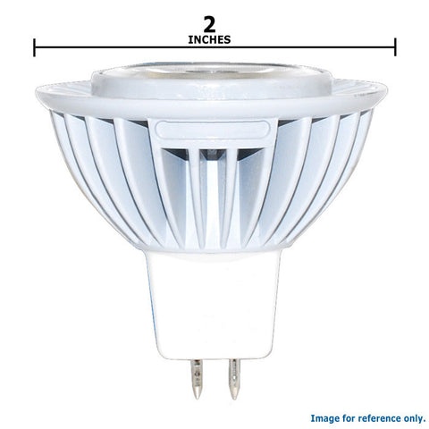 Osram Sylvania 6w 12v MR16 2700k GU5.3 NFL25 Dimmable LED Light Bulb