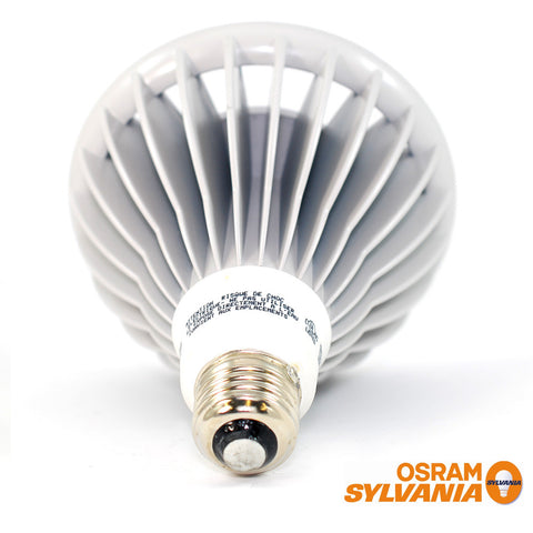 Osram Sylvania Ultra LED 15w PAR38 LED Narrow Flood NFL25 3000K Light Bulb