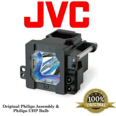 JVC HD56FN97 Rear Projector TV Assembly with OEM Bulb and Original ...