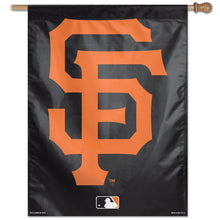 Load image into Gallery viewer, San Francisco Giants House Flag; Polyester