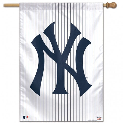 Load image into Gallery viewer, New York Yankees House Flag; Polyester