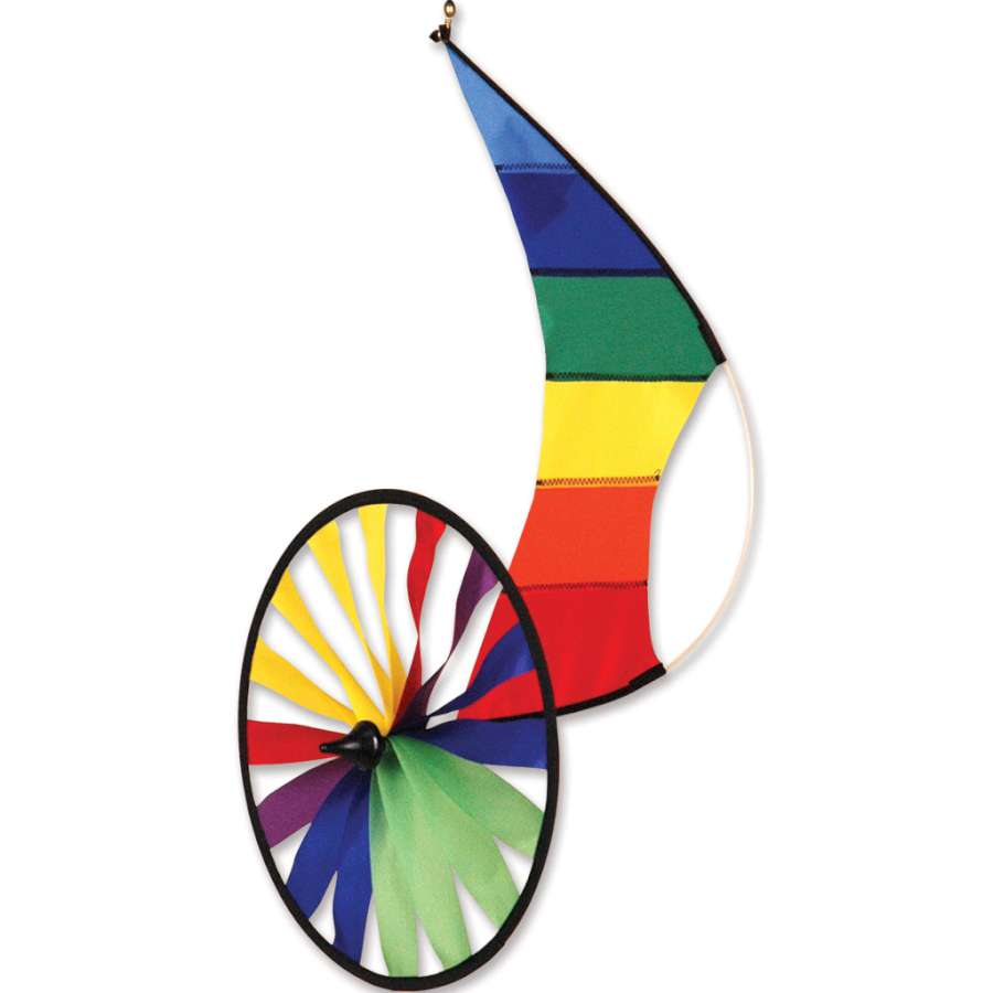 "Load image into Gallery viewer, Aero Spinner; Nylon 16""x24"", diameter 12"""