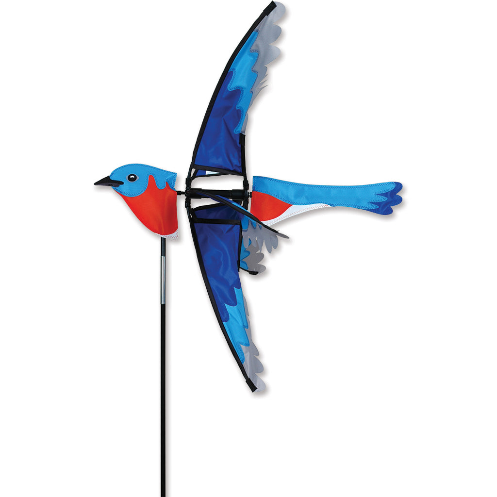 "Load image into Gallery viewer, Bluebird Spinner; Nylon 23""x26"", diameter 32"""