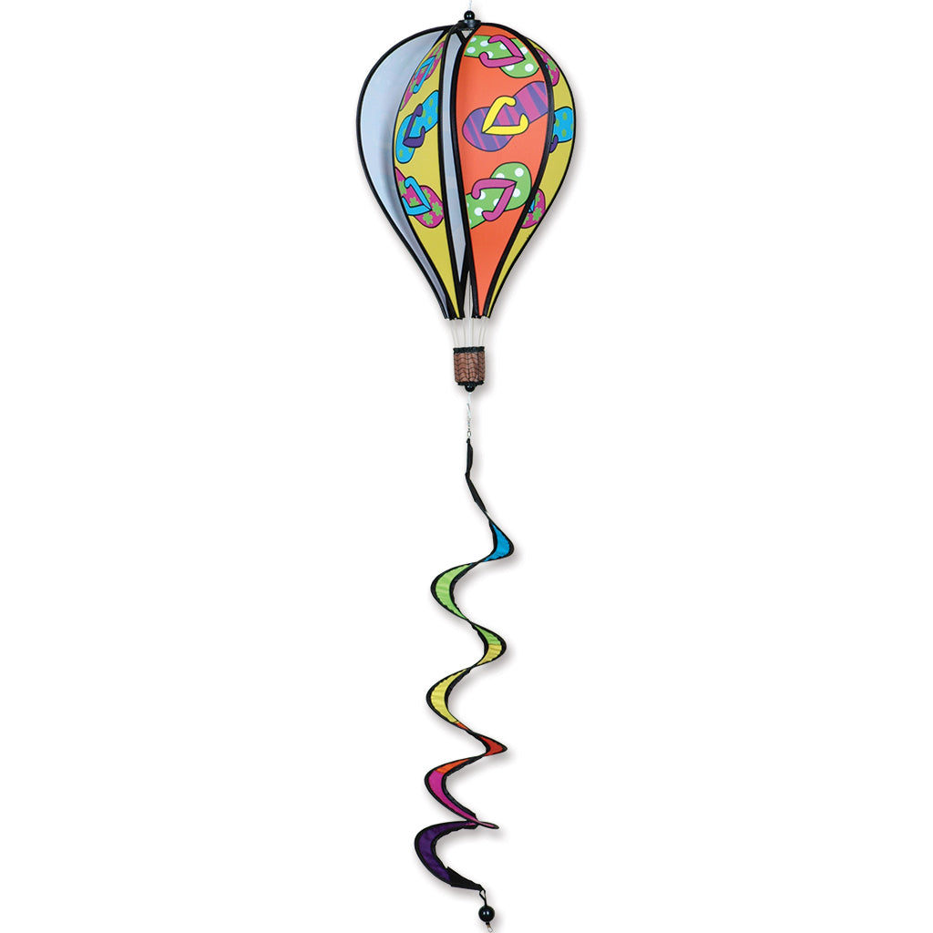"Load image into Gallery viewer, 12""x46"" Flip Flops Hot Air Balloon; 16""L"