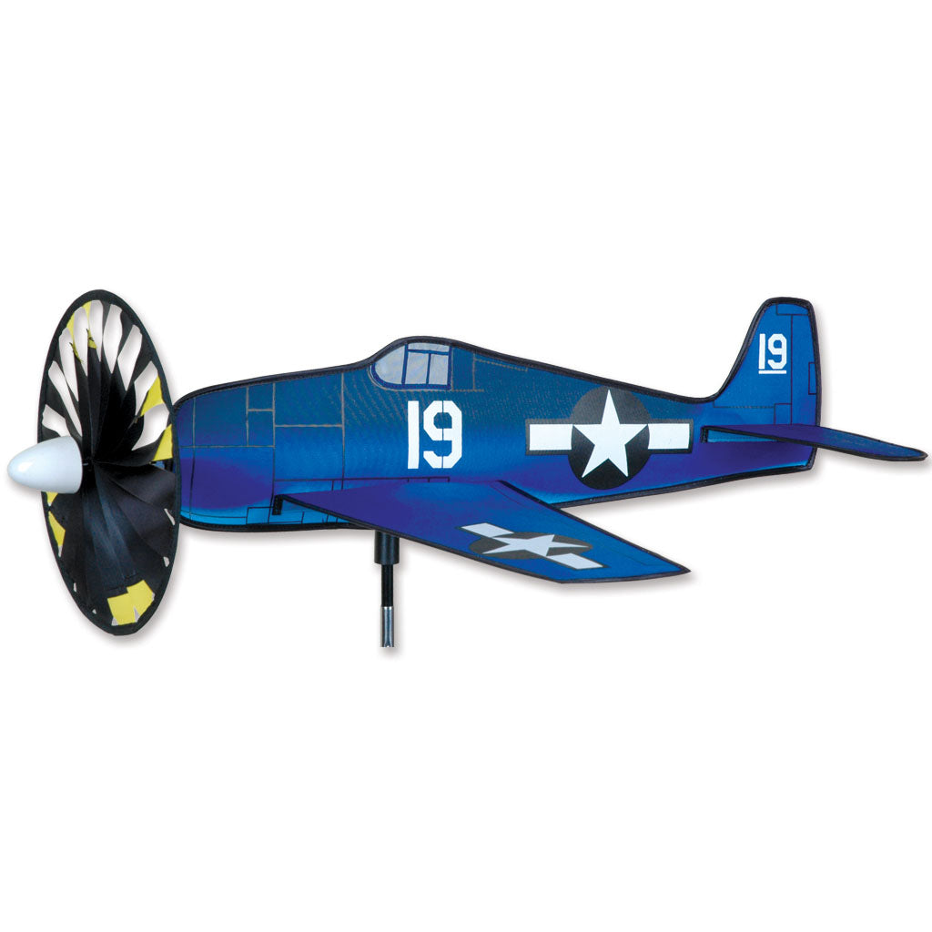 "Load image into Gallery viewer, Hellcat Airplane Spinner; Nylon 27""x27"""