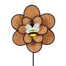 Load image into Gallery viewer, Bee Cork Pinwheel