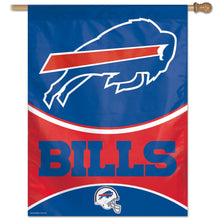 Load image into Gallery viewer, Buffalo Bills House Flag; Polyester