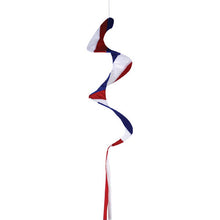 "Load image into Gallery viewer, Patriotic Whirlwind Windsock; 80""L"