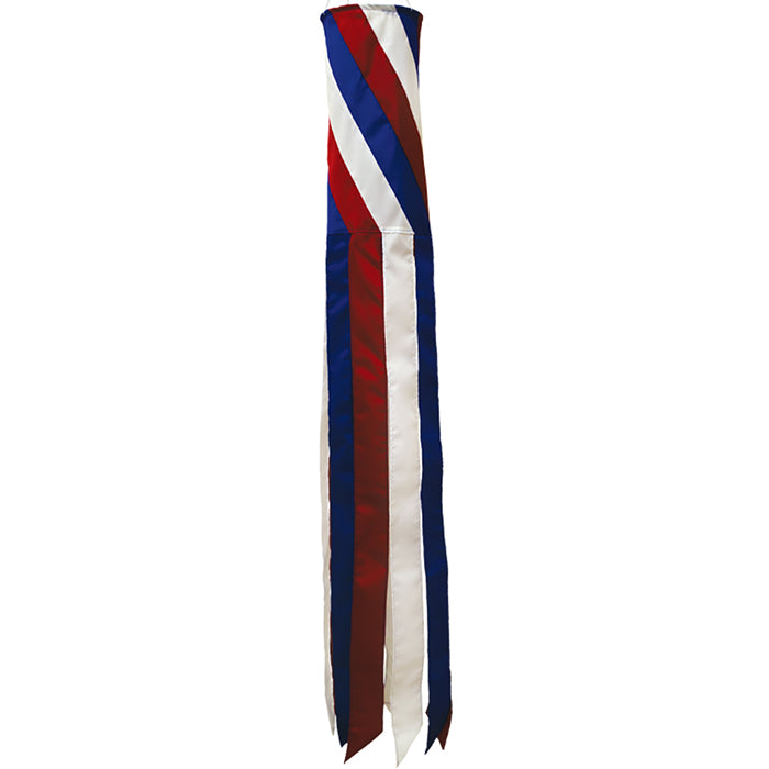 Load image into Gallery viewer, Patriotic Spiral Windsock; Polyester